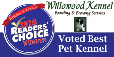 Republican Herald Readers' Choice Award - Best Dog Kennel